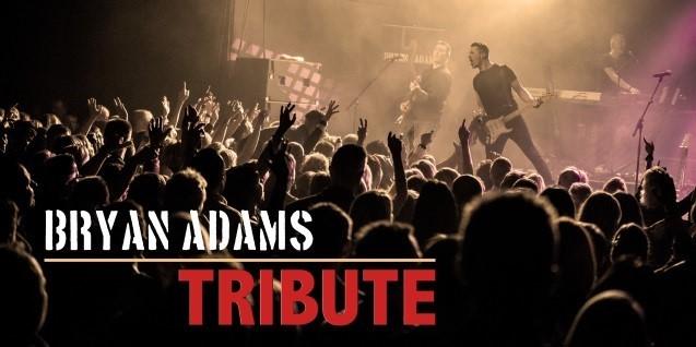<b>Aflyst:</b> Bryan Adams Tribute