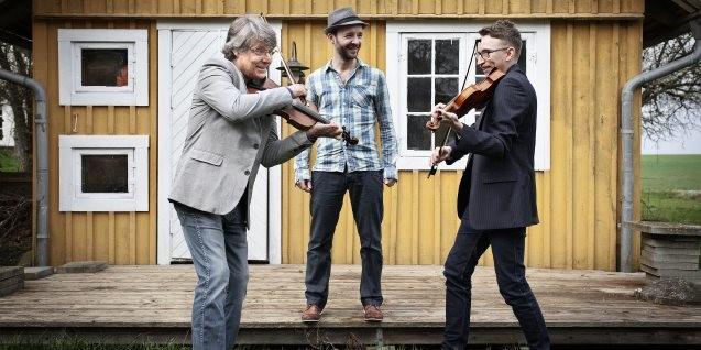 <b>Udsolgt:</b> Fionia Stringband + Folk & Fæ