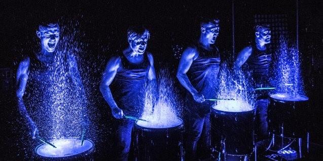 <b>Udsolgt:</b> Copenhagen Drummers