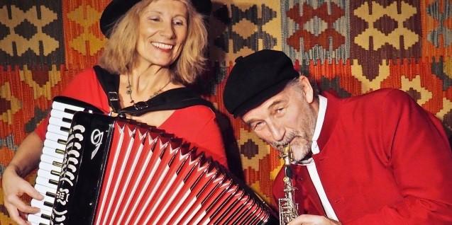 Familiekoncert: Klezmerduo - Find festen