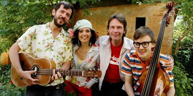 Familiekoncert: Viva - i Svaneke