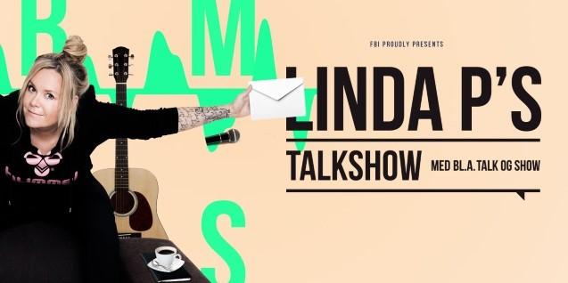 Linda Ps talkshow med bl.a. talk og show