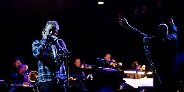 DR Big Band med Mathias Heise