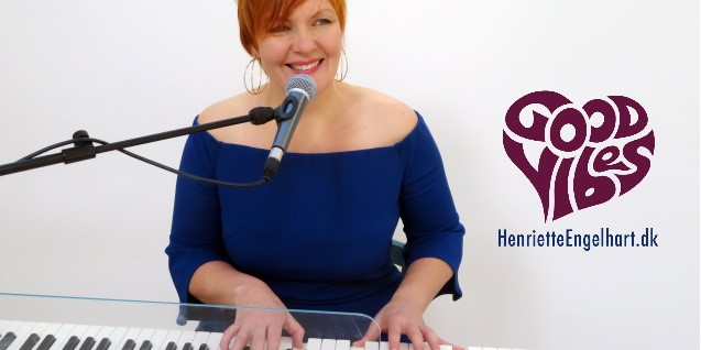 Henriette Engelhart – Solokoncert med backingkor