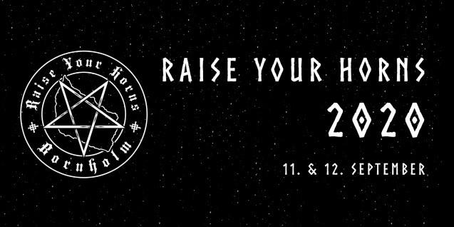 <b>UDSOLGT:</b> Raise Your Horns - Metal Festival