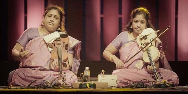 Meditationskoncert: Lalitha & Nandini