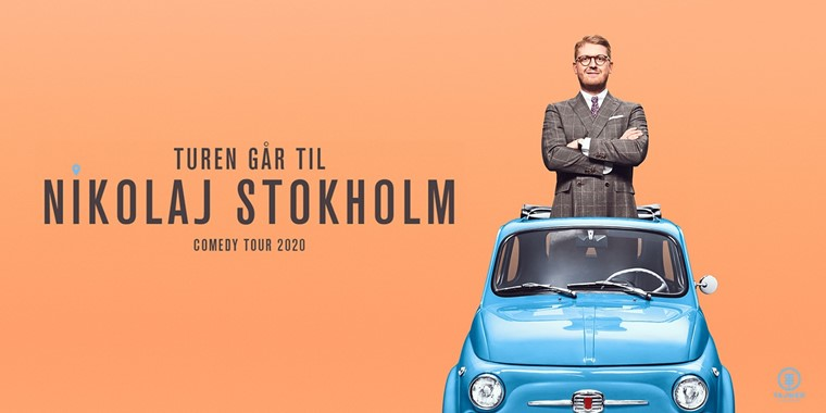 Turen Går Til Nikolaj Stokholm