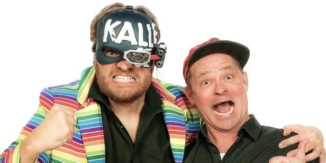 Kalle & Mek Peks Abe Tour