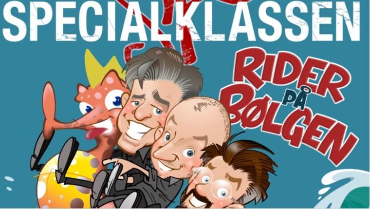 Rider på bølgen - Comedy show med Specialklassen