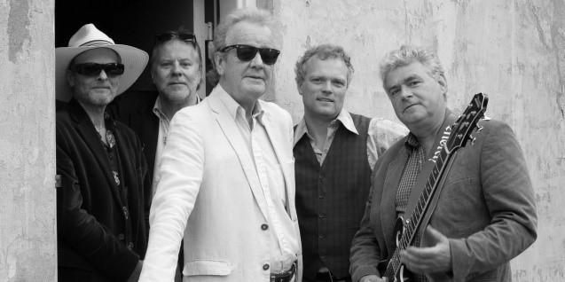 Delta Blues Band - i Svaneke
