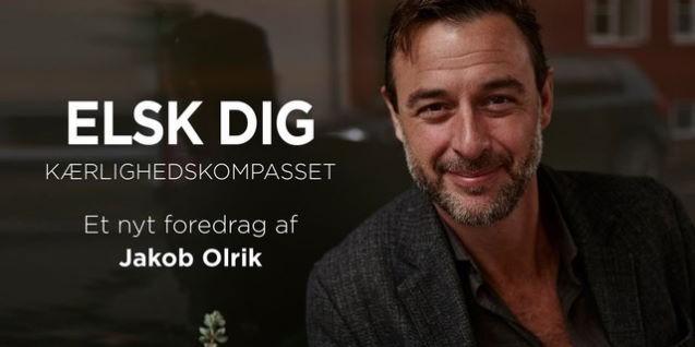 Foredrag: Jakob Olrik - Kærlighedskompasset