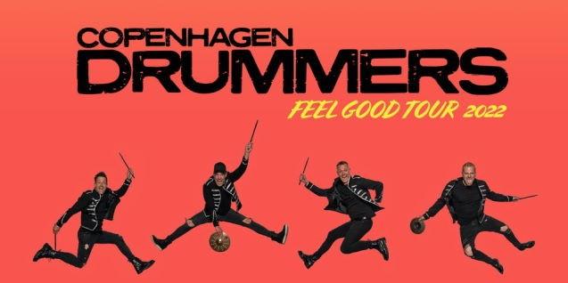Copenhagen Drummers - Feel Good Tour