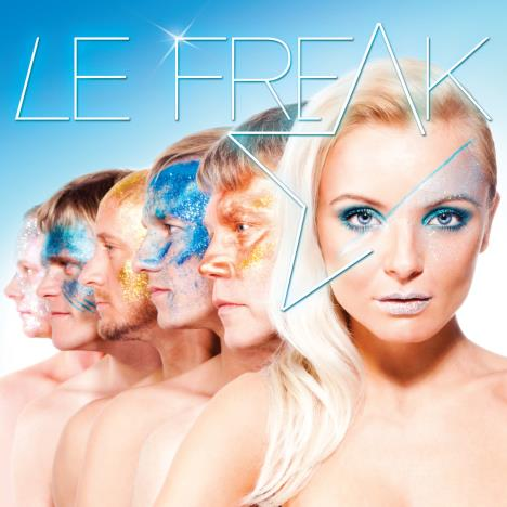 Le Freak - <b>disco under �ben himmel</b>